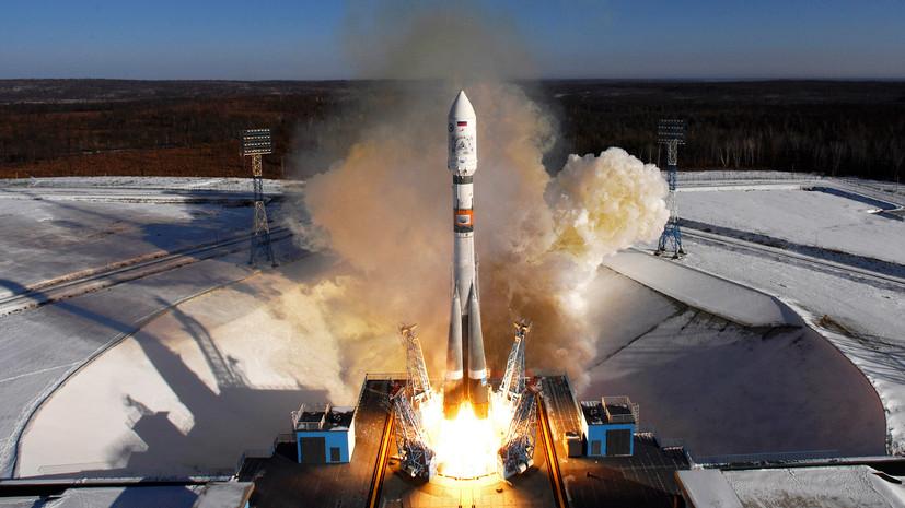 Россия за год нарастила группировку гражданских спутников