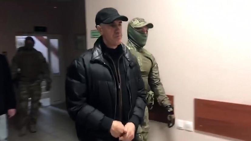 В резиденции красноярского бизнесмена Быкова проходят обыски