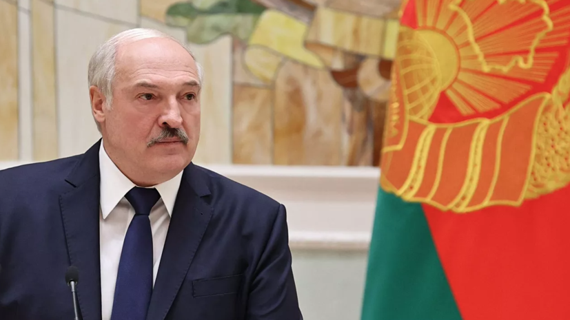 Лукашенко заявил, что против Белоруссии «изобретают новые козни»
