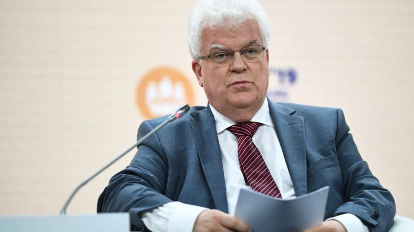 Чижов заявил об отсутствии у России задачи продвигать вакцину в ЕС