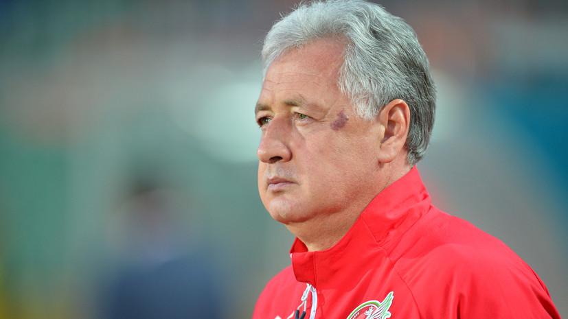 Билялетдинов считает наставника «Сочи» Федотова лучшим тренером года в РПЛ