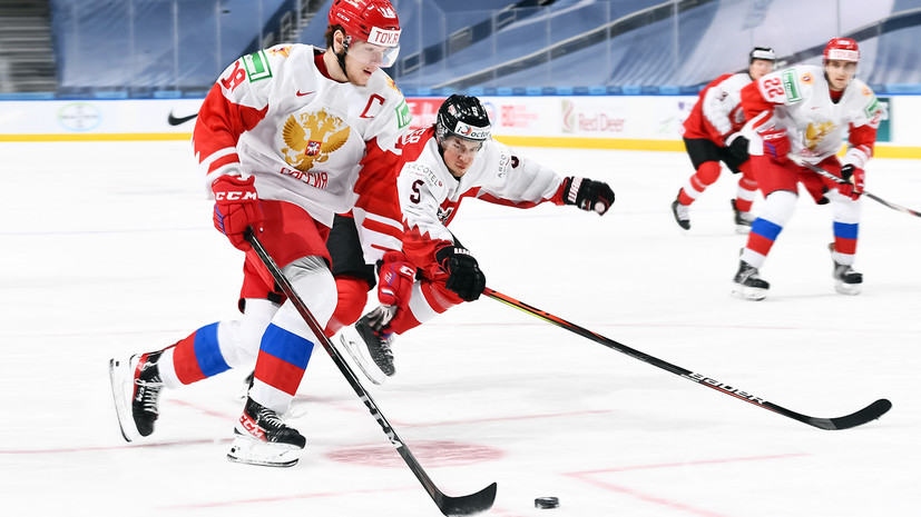 «Будем готовы выдать свой лучший матч»: что говорили после победы сборной России над Австрией на МЧМ-2021 по хоккею