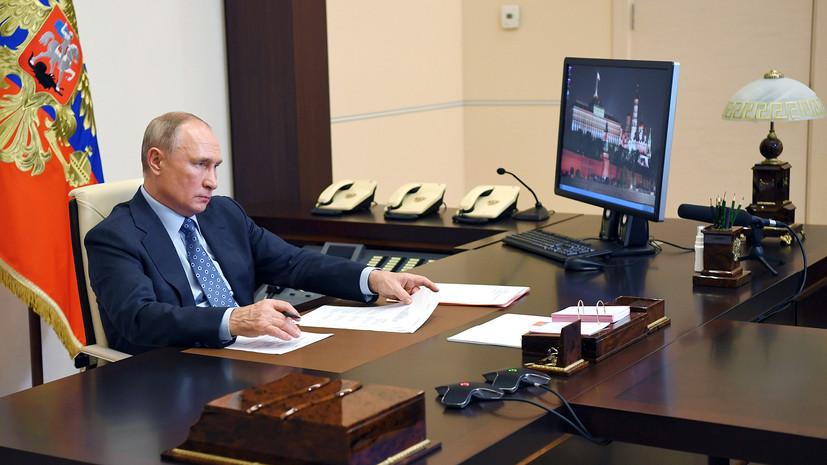 Шаги в ответ на цензуру российских СМИ, иноагенты и номер 112: Путин подписал ряд законов