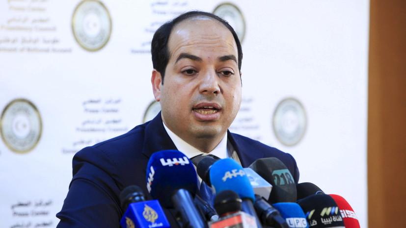 Вице-премьер ПНС Ливии прокомментировал проводимый ООН межливийский диалог