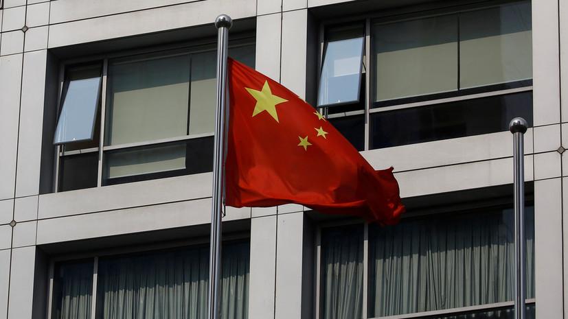 Китай временно закрывает границу с Киргизией с 1 января