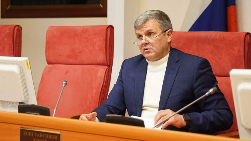 Спикер Ярославской облдумы погиб в ДТП
