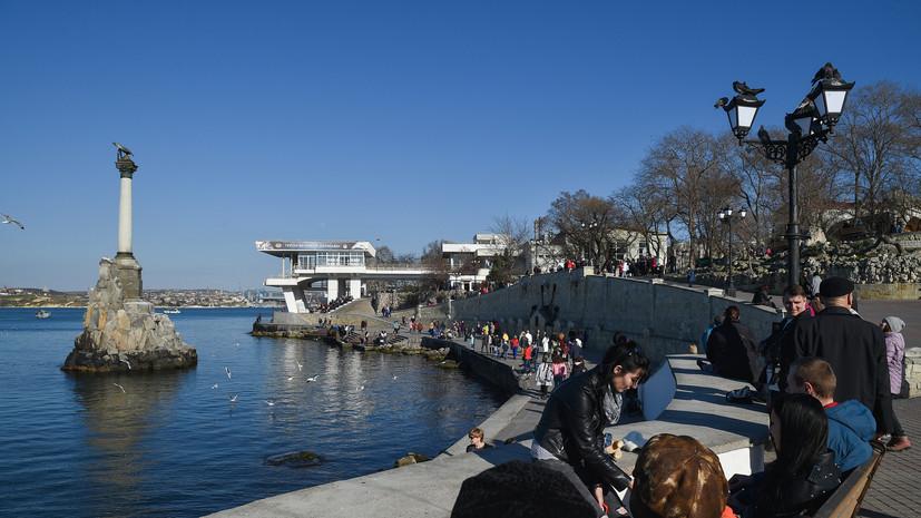 В Крыму оценили динамику пассажирооборота в 2020 году