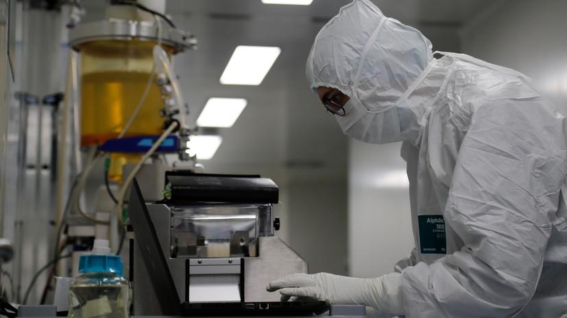 Центр Гамалеи проводит испытания средства от COVID-19 на животных