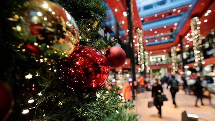 Попова рекомендовала не устраивать больших застолий на праздники