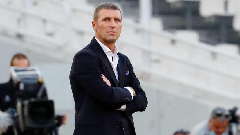 Каррера, покидая AEK, в раздевалке оставил послание футболистам