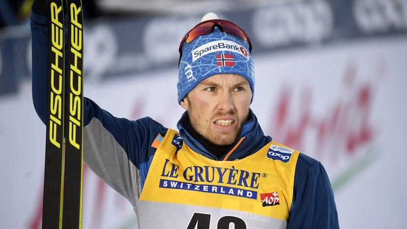 Иверсен считает, что Большунов выиграет «Тур де Ски»