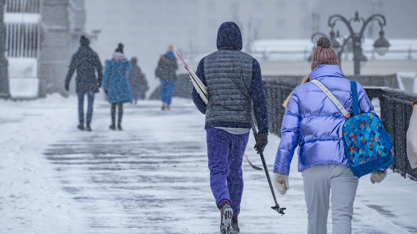 Инфекционистдала прогноз относительновозвращения к привычной жизни в России