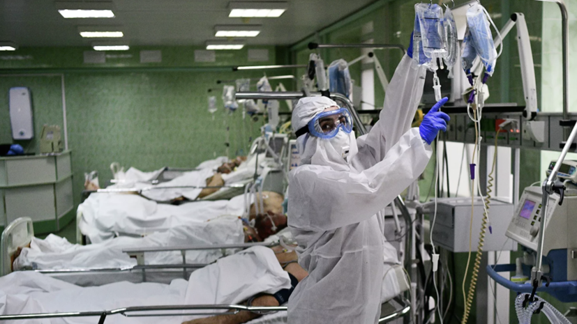 «Сейчас очень важный период»: в России за сутки выявили 27 747 новых случаев коронавируса