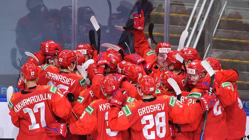 Ротенберг прокомментировал победу сборной России над Швецией на групповом этапе МЧМ-2021