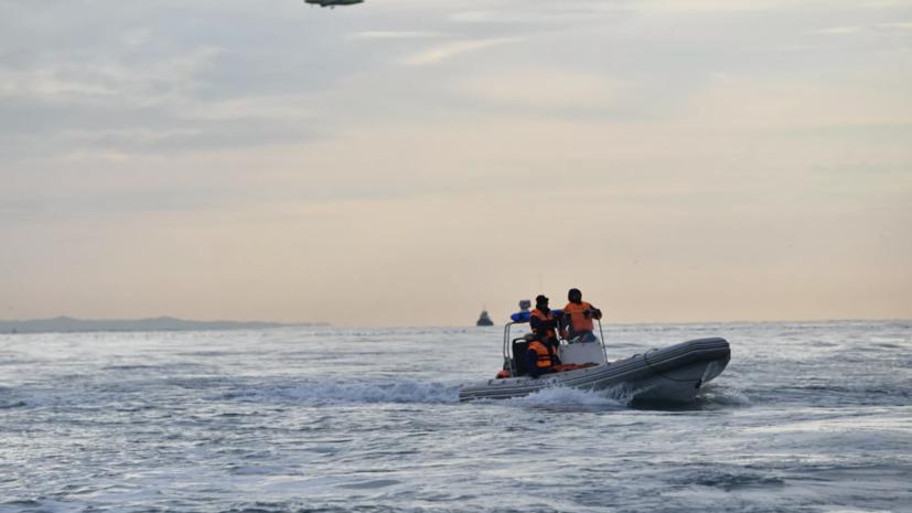 В Мурманской области решено продолжить поиск тел моряков с «Онеги»