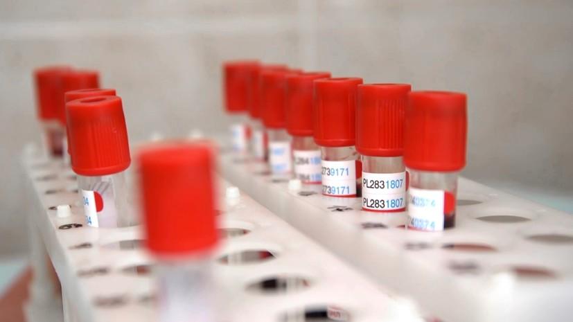 В России проведено более 90,6 млн тестов на коронавирус