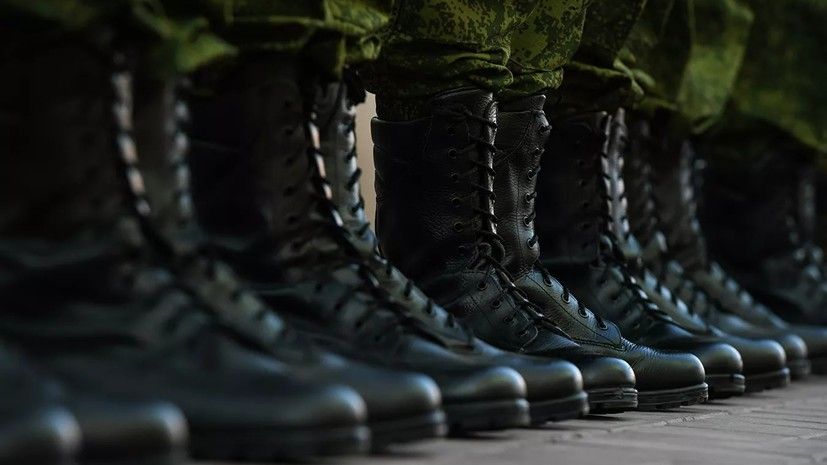 В России завершился осенний призыв в армию в 2020 году