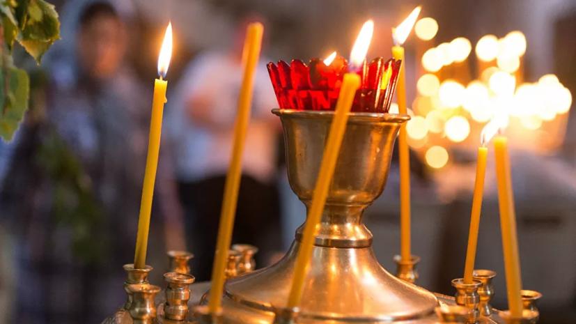 В Тамбовской области рассказали о ситуации с богослужениями в Рождество