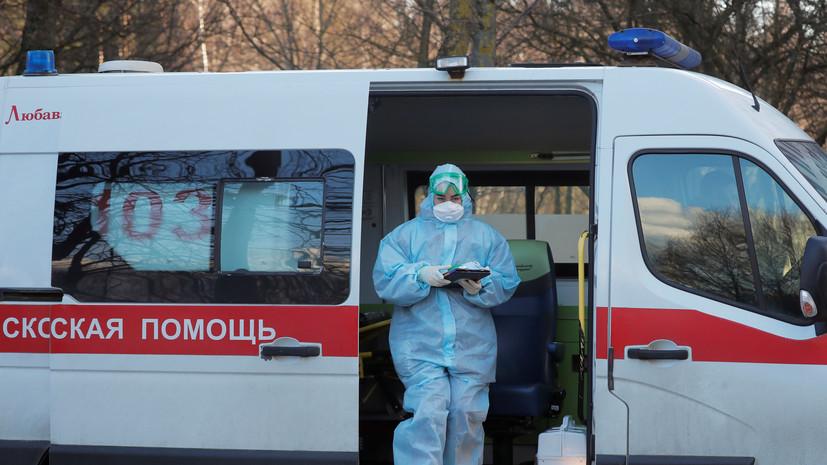 В Белоруссии за сутки выявлено 1923 случая коронавируса