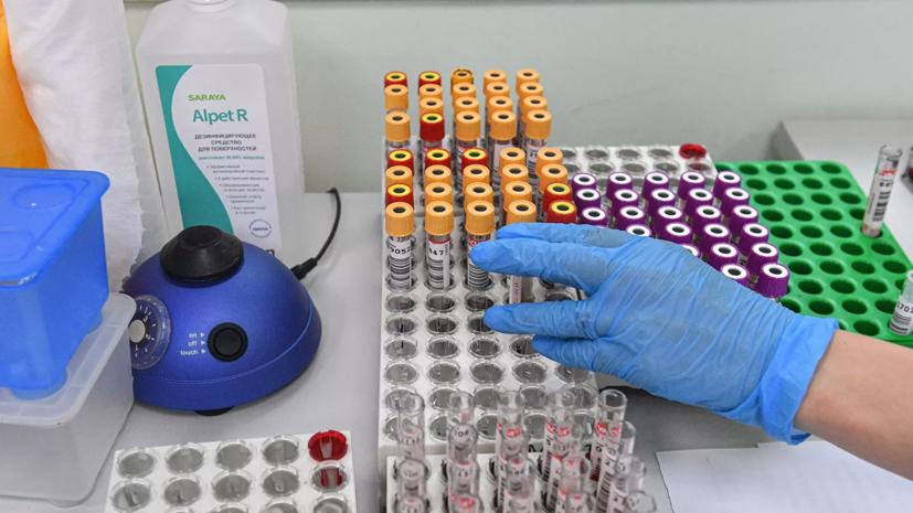 Украина получила партию южнокорейских тестов на антиген коронавируса