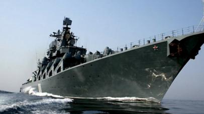 Отряд кораблей Тихоокеанского флота прибыл в порт Шри-Ланки