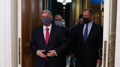 Лавров заявил, что Россия направит наблюдателей на выборы в Венесуэле