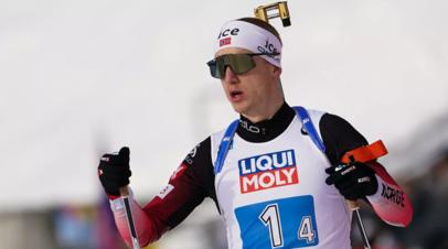 Йоханнес Бё заявил, что не стал бы сниматься с КМ по примеру норвежских лыжников
