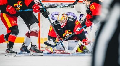 «Салават Юлаев» на выезде уступил «Йокериту» в матче КХЛ