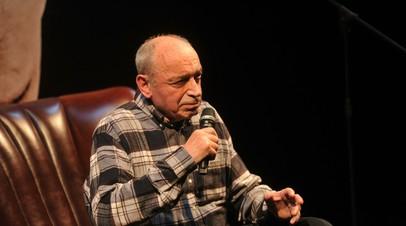 Золотовицкий поделился воспоминаниями о Валентине Гафте