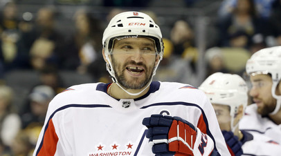 Овечкин пожелал удачи хоккеистам молодёжной сборной России перед чемпионатом мира