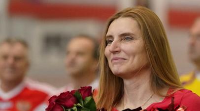 Привалова считает закономерным решение CAS в отношении российских спортсменов