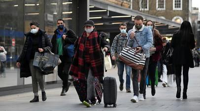 За сутки в Великобритании выявили 35,9 тысячи случаев коронавируса