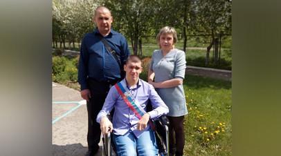 В Барнауле прокуратура изучит ситуацию с инвалидом-колясочником после публикации RT