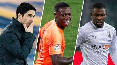 Проблемы в Арсенале, задержание Промеса и плевок Тюрама: главные скандалы недели в европейском футболе