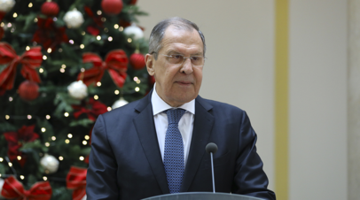 Лавров провёл переговоры с главой МИД Узбекистана