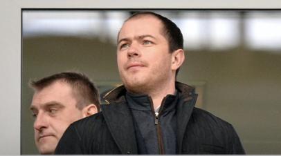 Источник: Асхабадзе является главным кандидатом на пост исполнительного директора «Локомотива»