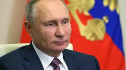 Путин выступил за работу городского транспорта на водородном топливе