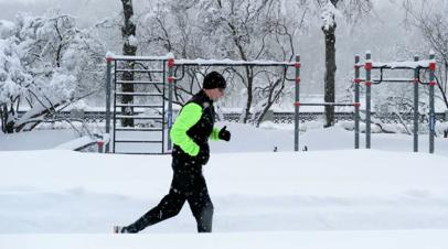 Синоптики рассказали о погоде в Приморье в новогодние праздники