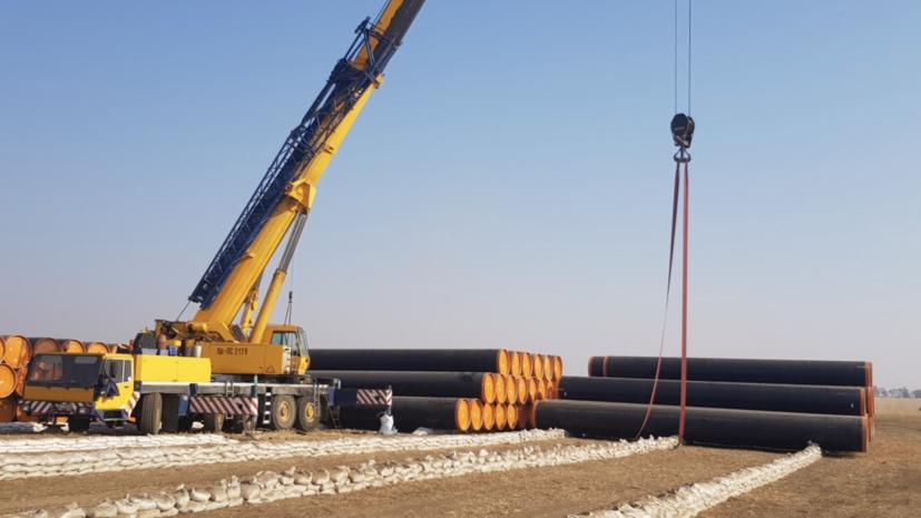 «Предстоит много работы по развитию вторичной сети»: президент Сербии запустил газопровод «Балканский поток»