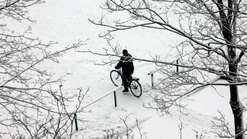 Синоптики прогнозируют «умеренные морозы» в Москве на Рождество