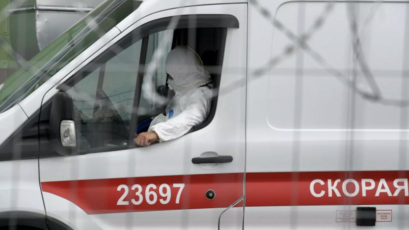 В Петербурге за сутки выявили 3746 случаев коронавируса