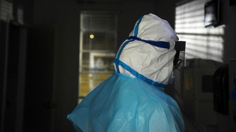 В США за сутки выявили более 227 тысяч случаев коронавируса