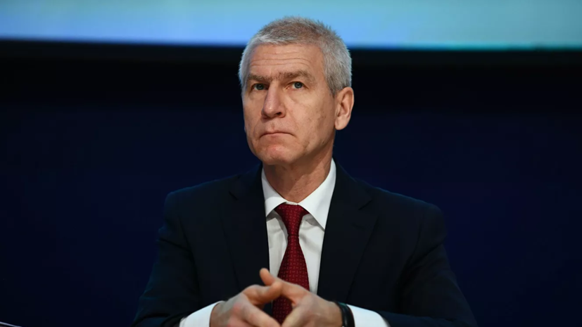 Матыцин отметил работу Дюкова на посту главы РФС