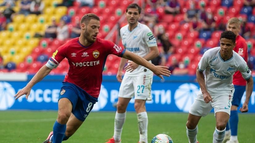 Зырянов назвал главного конкурента «Зенита» в борьбе за победу в РПЛ