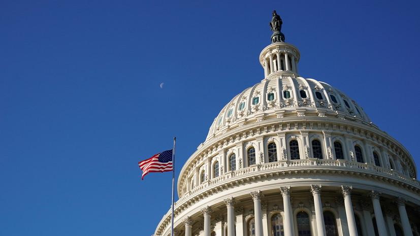 Сенат США проголосовал за оборонный бюджет