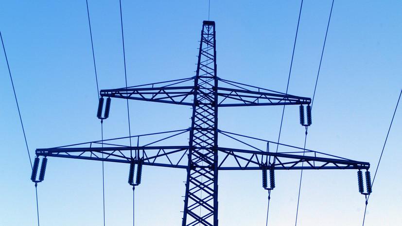 В России заявили о падении экспорта электроэнергии в 2020 году