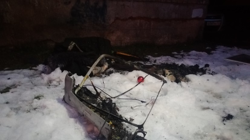 Три ребёнка погибли при пожаре в Новгородской области