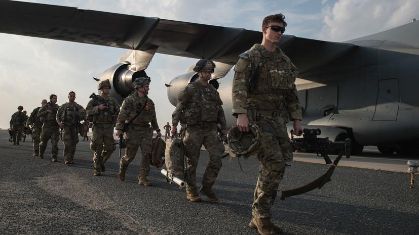 США нанесли два авиаудара по объектам террористов  на юге Сомали