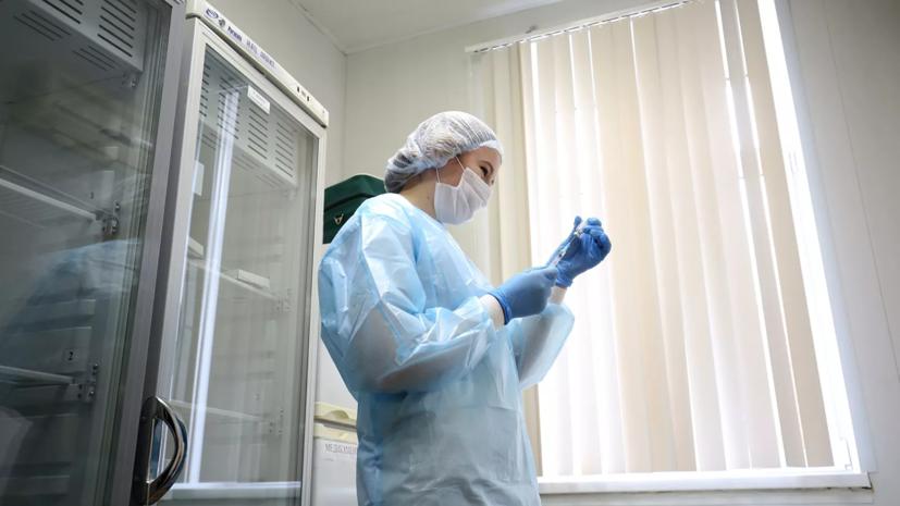 В Петербурге вакцину от коронавируса получили почти 6 тысяч человек
