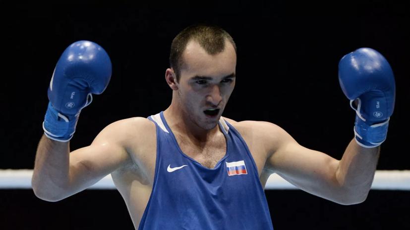 Боксёр Гаджимагомедов о своей беспроигрышной серии: просто стараюсь не проигрывать